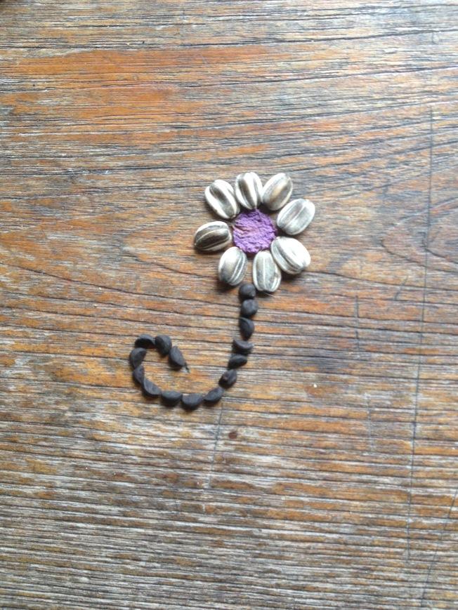 Seed flower 8